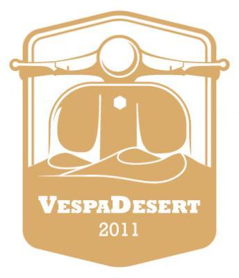 El equipo VespaDesert ya tiene su nueva imagen