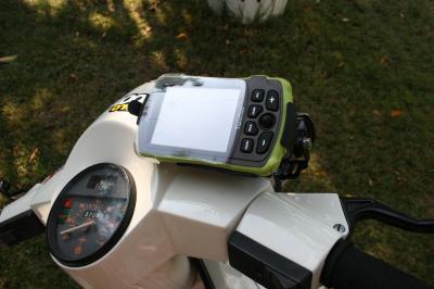 Los GPS Compe esperan la llegada el día 26 de los WP, puntos de paso obligatorios de carrera