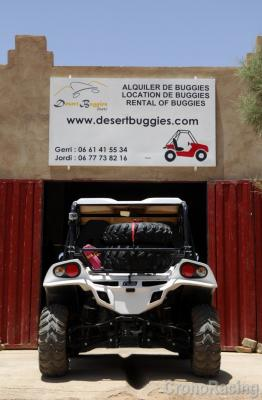 Desert Buggies Tours, nuevo sponsor y asistencia de VespaDesert