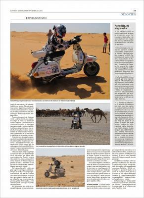 Publicado en Deportes del Correo de Burgos