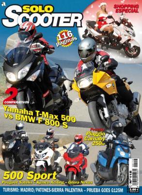 La revista SoloScooter con nuestro equipo