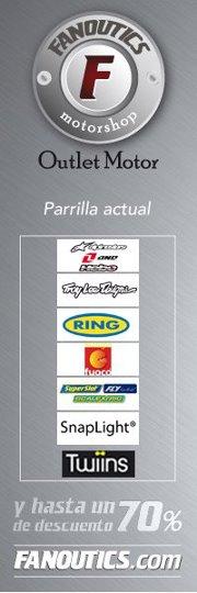 Fanoutics nuevo patrocinador de VespaDesert