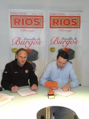 Embutidos Rios de Villarcayo, sigue apostando por VespaDesert
