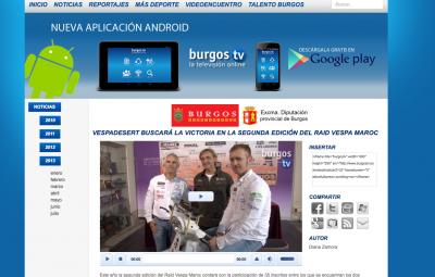 En Burgos televisión